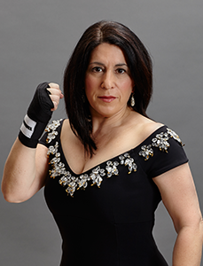 Leslie Ehm - 2015 Fight To End Cancer Fighter Photo Credit: Al Quintero Photography