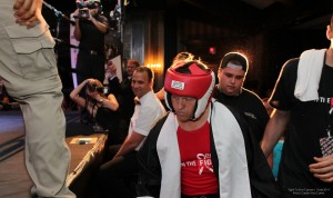 Mitch Krystantos, FTEC2014 Main Event opponent to Simon Miller - Both fighters raised over $13,000.00 individually.