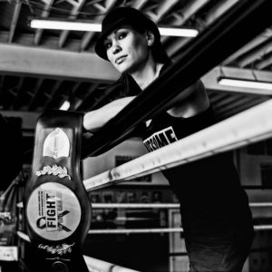 Photographed by Dan Lim (http://danlimphoto.com) Image: Jennifer Huggins (Kingsway Boxing Club).