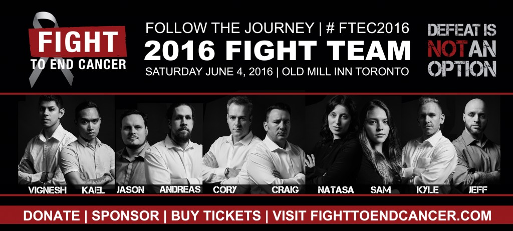 FIGHT TEAM 2016