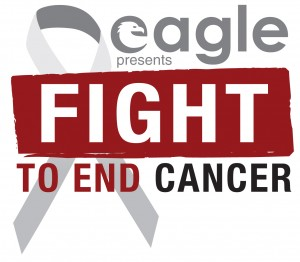 FIGHT TO END CANCER LOGO