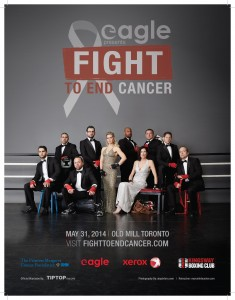 Fight To End Cancer 2014 - Official Poster