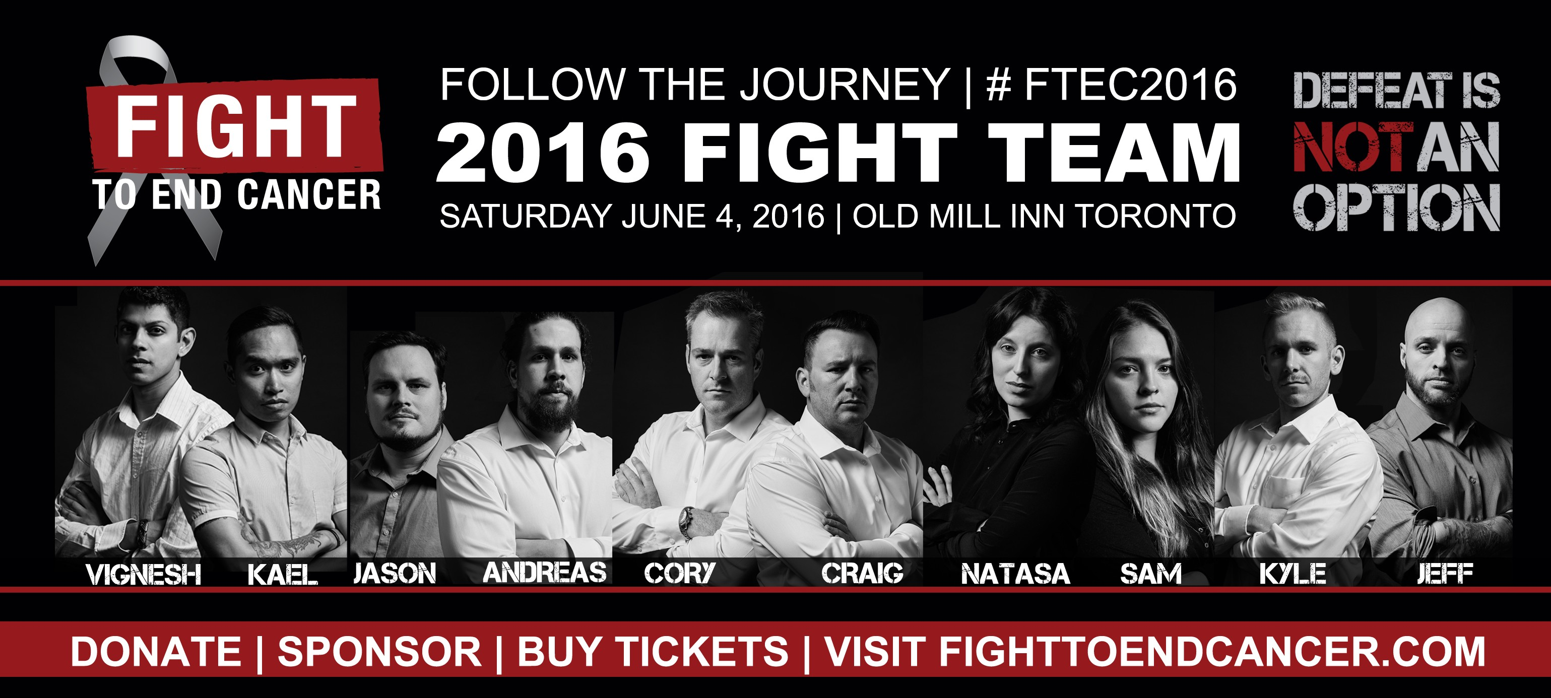 FIGHT TEAM 2016