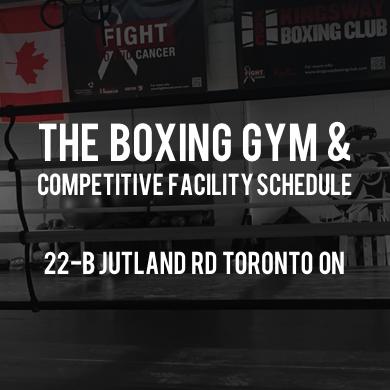 Boxing-Gym