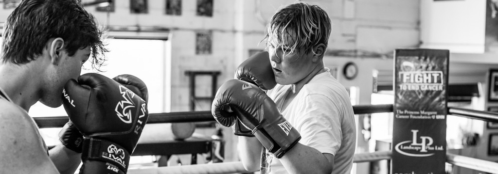Photo By: Virgil Barrow | Kingsway Boxing Club has been running specialty kids and teens classes since 2013.