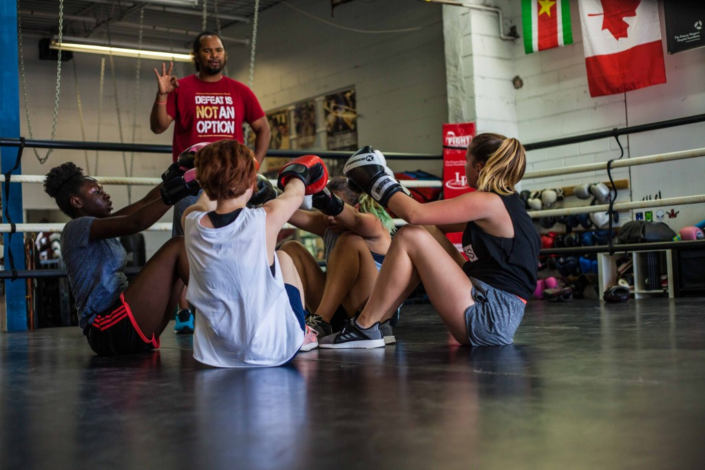 Virgil Barrow has been coaching boxing for nearly 15 years. With his experience as a boxer and incredible ability as a leader, Virgil is essential to the kids and teen programs.