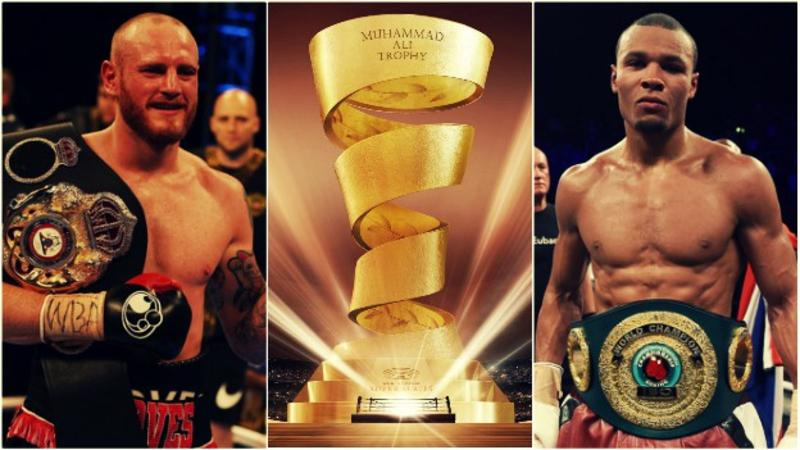 Photo Courtesy of BBC: George Groves could face Chris Eubank Jnr in the semi-finals of the Super Series