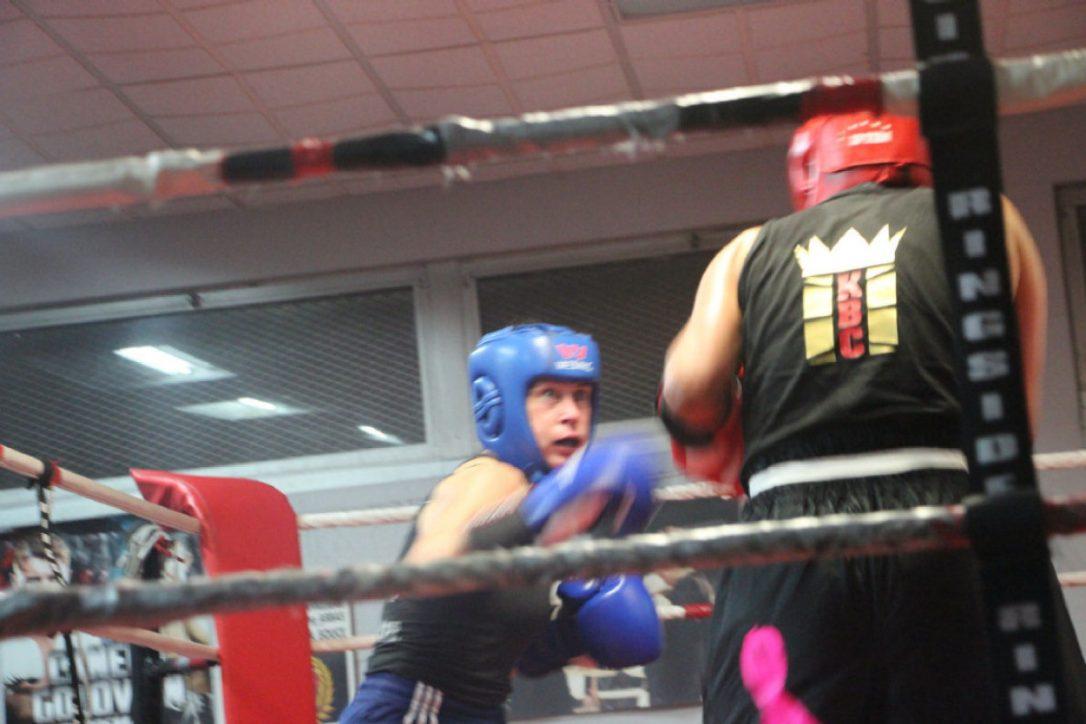 Ontario amateur boxing