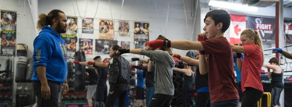 Youth Boxing Membership