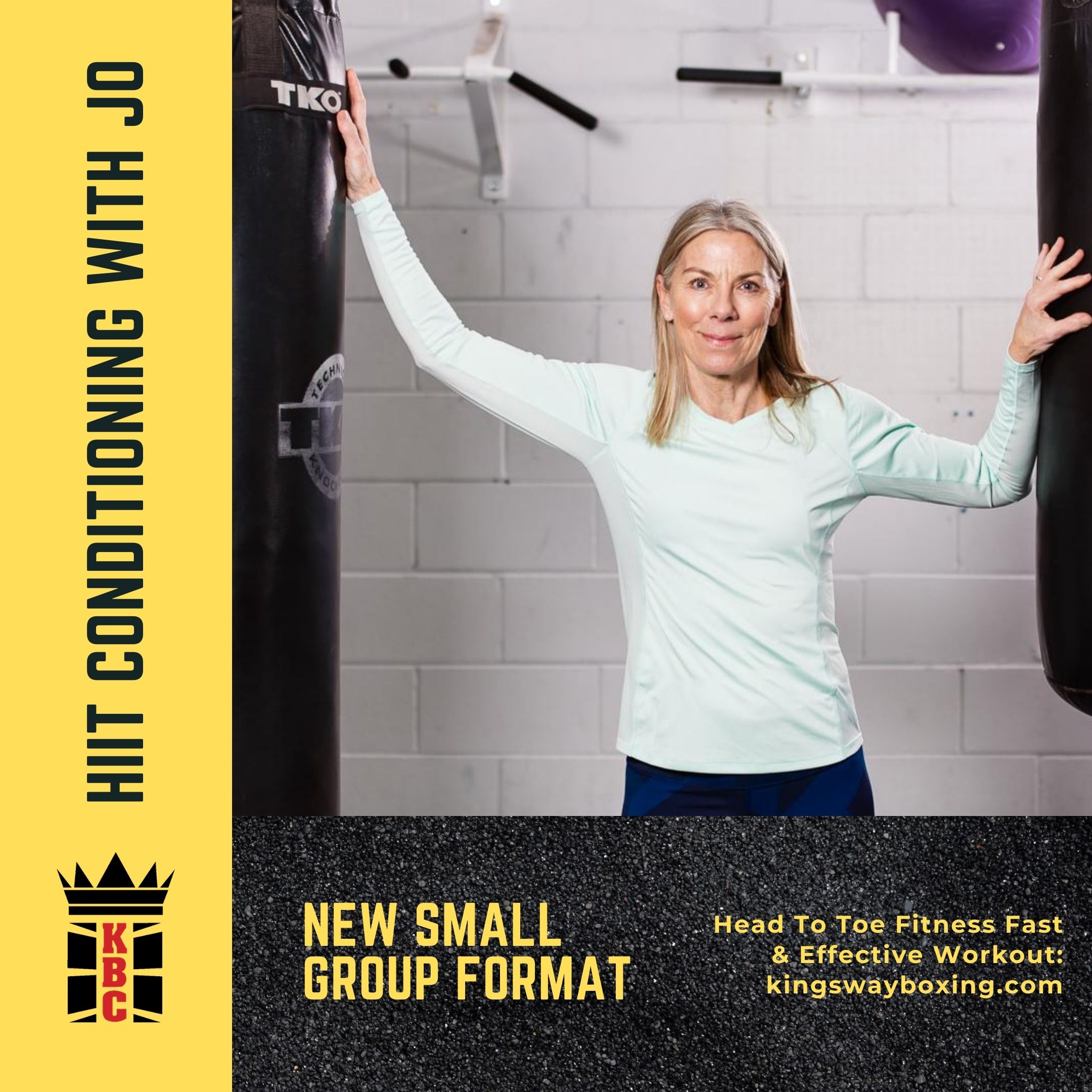 HIIT Is Back With A New Small Group Format!