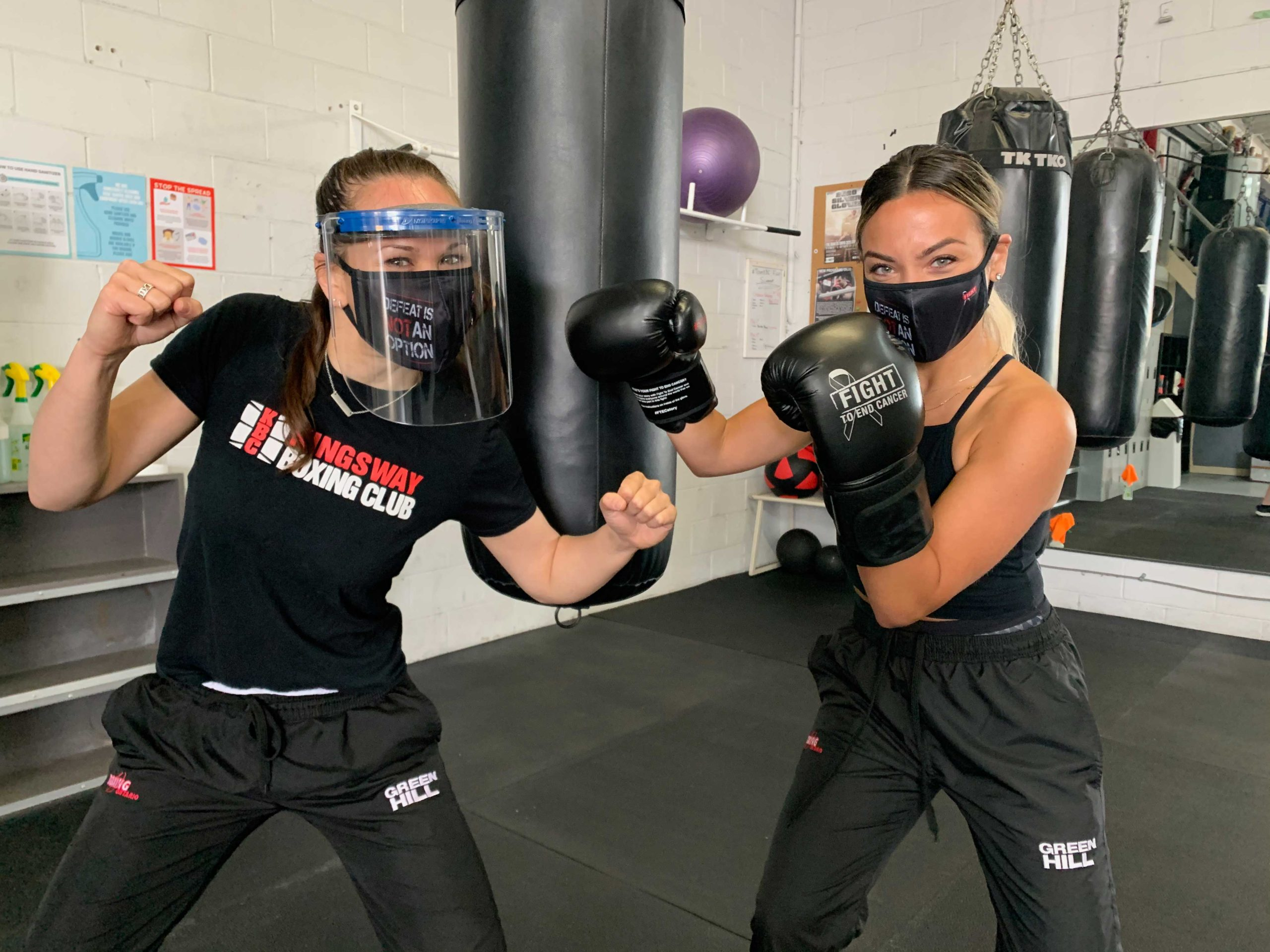 [Breakfast Television] Kingsway Boxing Is The First Club In Toronto To Reopen!