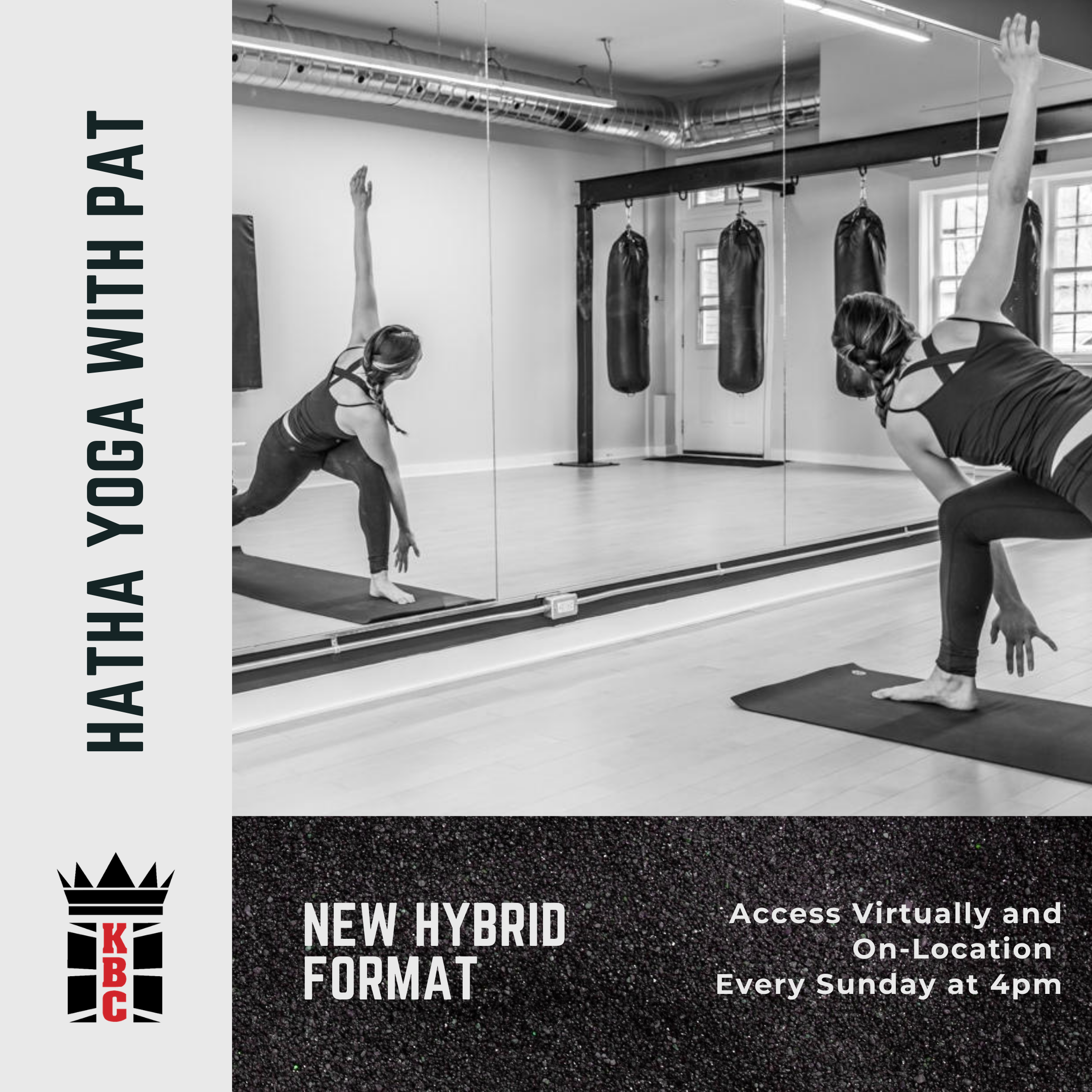 Yoga Is BACK! With A New Hybrid Format (Virtual and On-Location)
