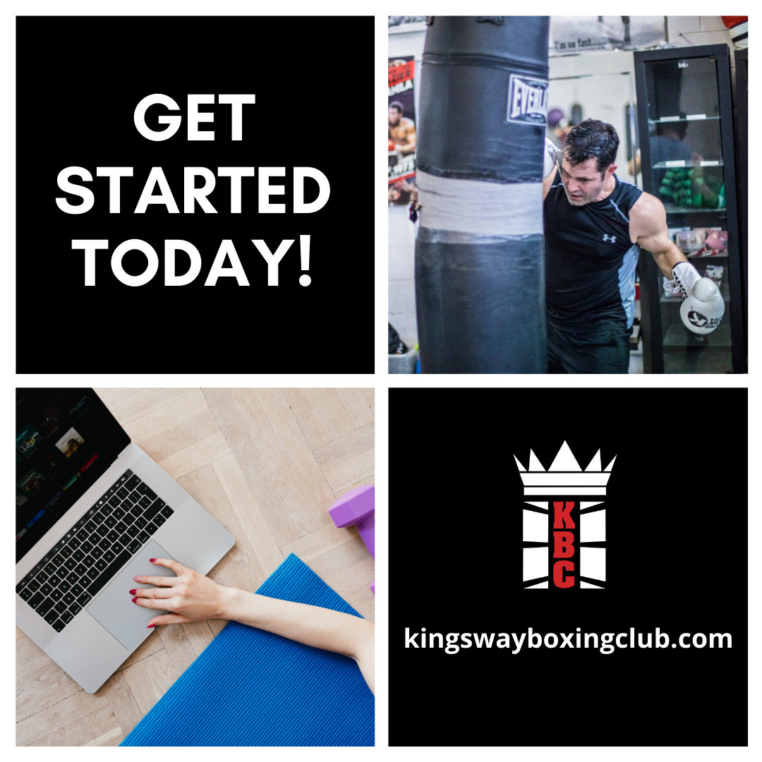 Get Started at Kingsway Boxing Club!