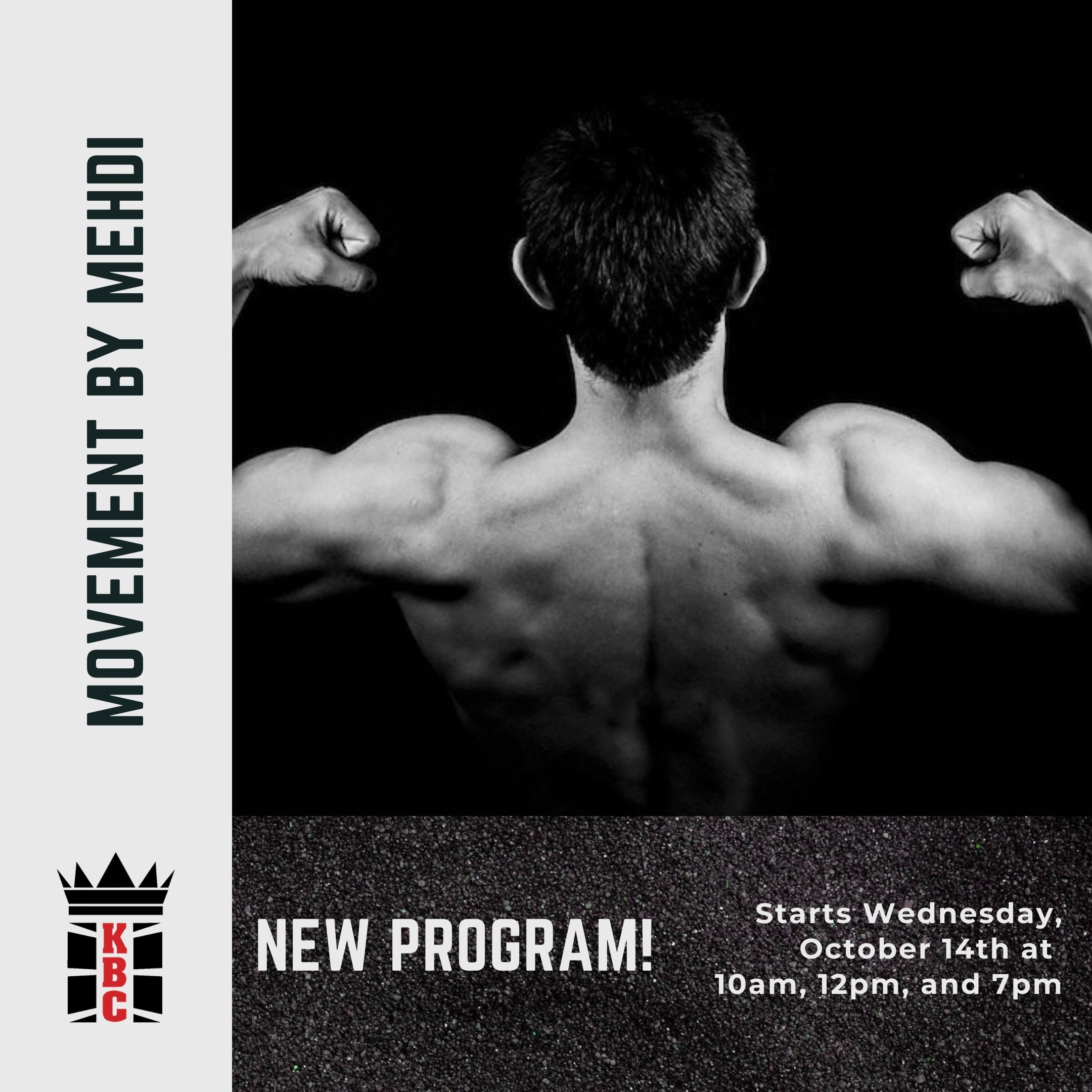 NEW PROGRAM: Movement By Mehdi Has Arrived!
