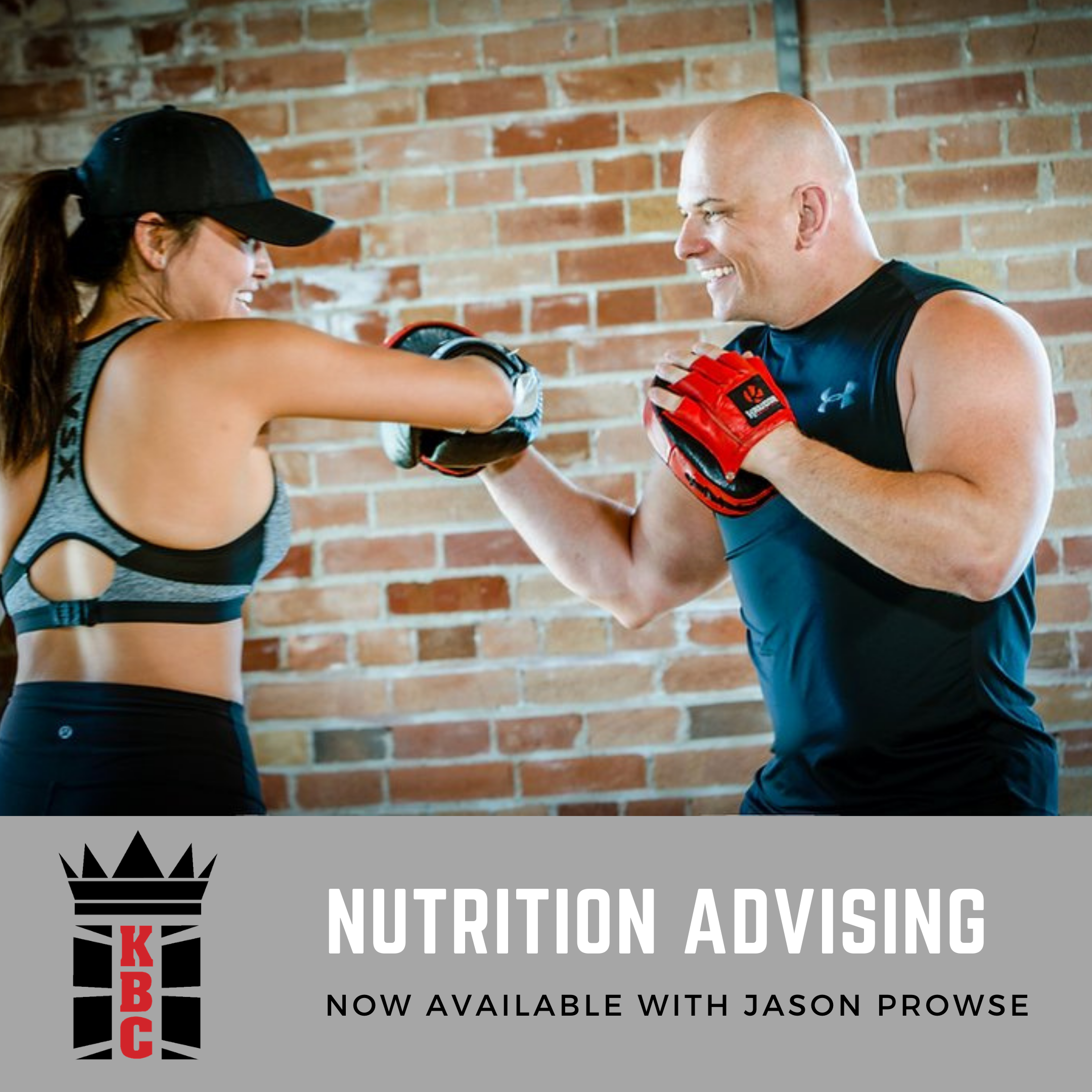 Introducing: Nutrition Advising with Jason Prowse!