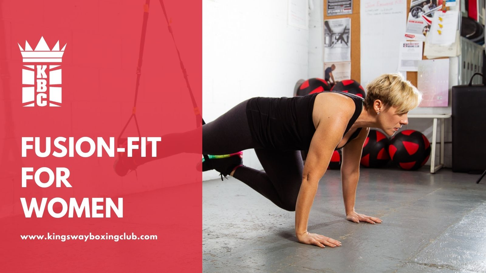 Fusion-Fit For Women Is BACK!